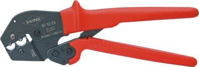 Crimpzangen für Kabelschuhe und Steckverbinder Öffnungsfeder