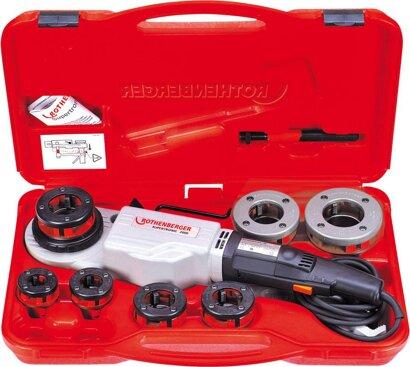 Elektro-Gewinde-Schneidkluppen-Set SUPERTRONIC® 2000