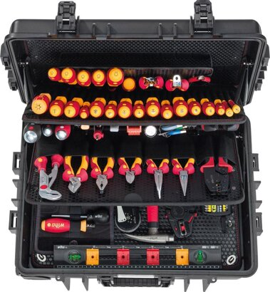 Werkzeugsortiment 115-teilig