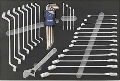 Werkzeugmodul Schraubschlüssel