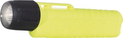 LED-Taschen- und Helmlampe UK 4AA eLED RFL
