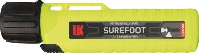 LED-Taschen- und Helmlampe UK 4AA eLED SUREFOOT