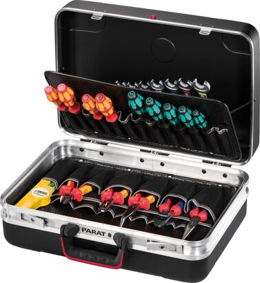 Werkzeugkoffer SILVER Plus