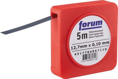Fühlerlehrenband in Kunststoffdose