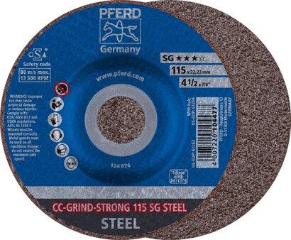 Schleifscheibe CC-Grind STRONG-STEEL