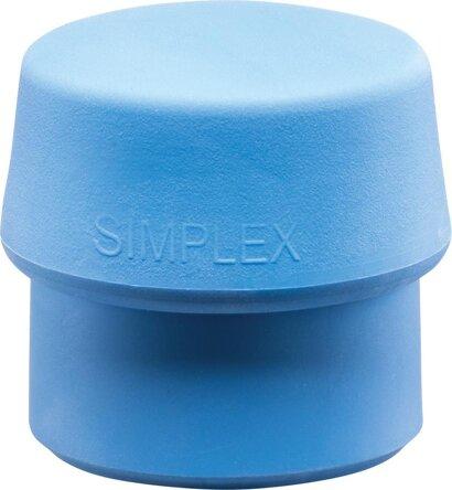 Schonhammerschlagkopf SIMPLEX TPE-Soft