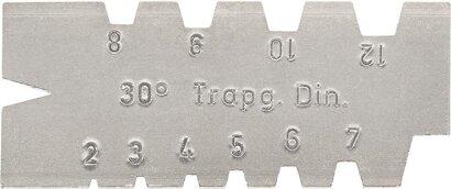 Trapez-Gewindelehre DIN 103