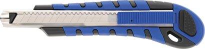 Cuttermesser mit Auto-Klingennachschub 9 mm