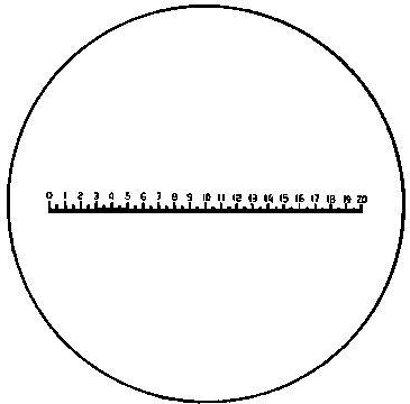 Ersatz-Präzisons-Skala