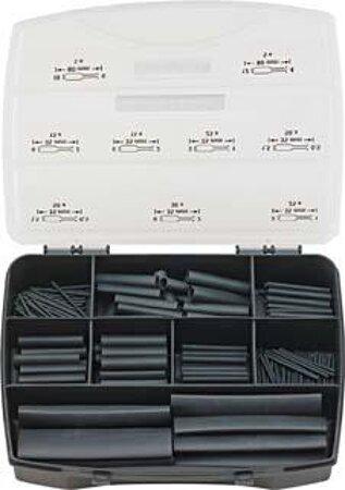 Wärme-Schrumpfschlauch-Set 220-teilig