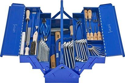 Schlosser-Werkzeugsatz 57-teilig