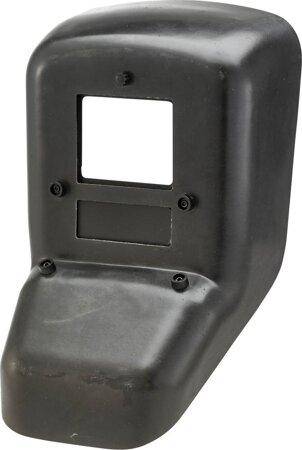 Schweißer-Handschutzschild mit Freisichtfenster