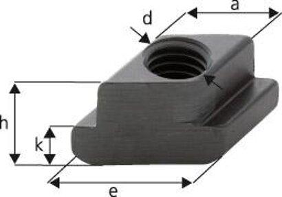 Rhombus T-Nutenstein