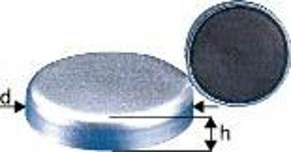 Magnet-Flachgreifer ohne Gewindebuchse