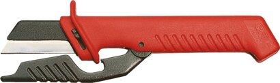 VDE-Kabelmesser Kunststoffgriff mit Abgleitschutz