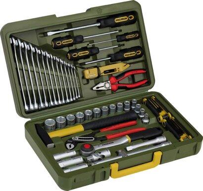 Werkzeugsortiment 47-teilig