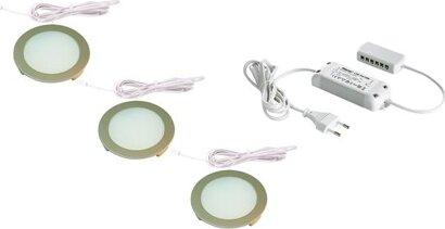 Ein- und Anbauleuchte FR 68-LED