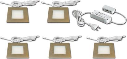 Ein- und Anbauleuchte FQ 68-LED