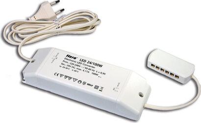 LED 24 Trafo 100W
