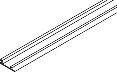 Blendenprofil Porta 100 GW/GWF