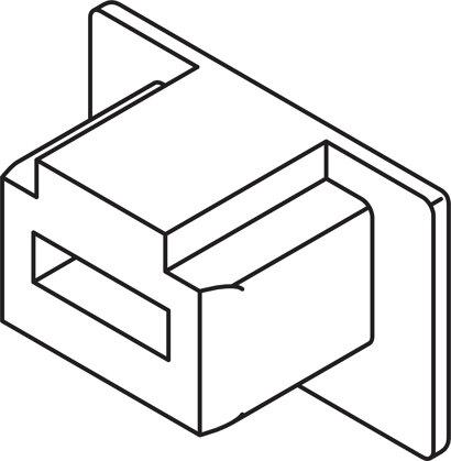 Abdeckkappe Miniroll