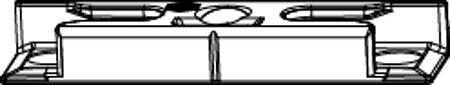 Schließstücke für Drehkippfensterbeschläge