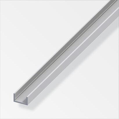 U-Profil Aluminium beschichtet