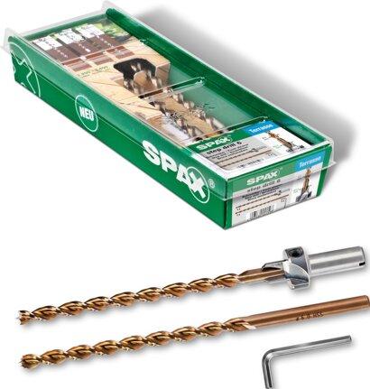 Bohrsenker step drill 6 mm