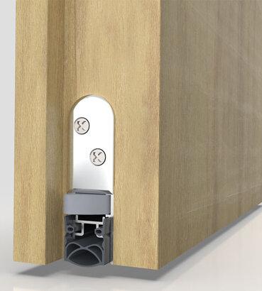 Türabsenkdichtung Schall-Ex® Ultra WS, 2-seitig, Silikon