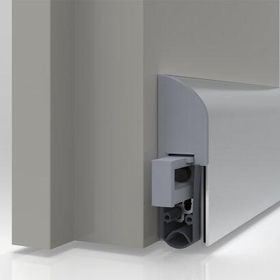 Türabsenkdichtung Schall-Ex® L-15 FS, Silikon