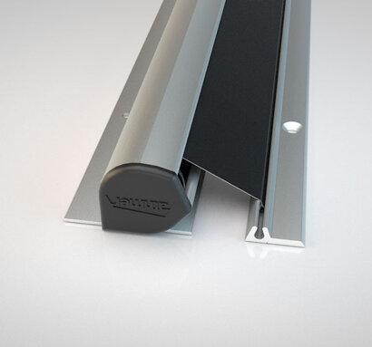 Schutzrollo NR-25, Aluminium