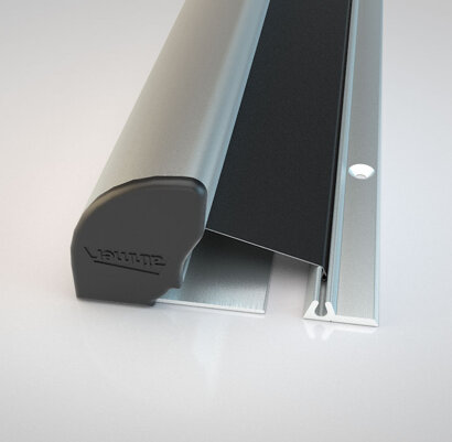 Schutzrollo NR-38, Aluminium
