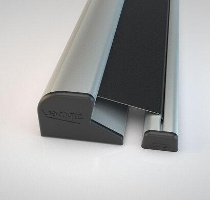 Schutzrollo NR-30, Aluminium