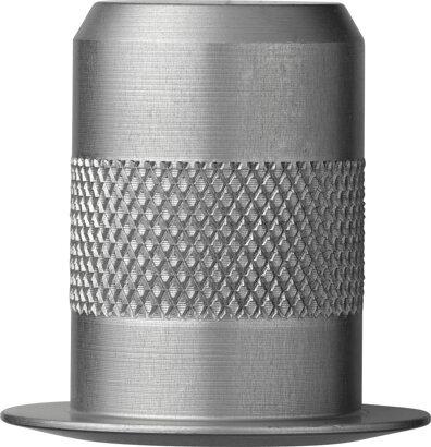 Bodenhülse BHS550, Stahl