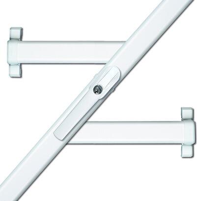 Stangenschloss PV550, Stahl, Stahl
