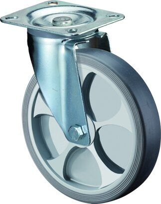 Lenkrolle thermoplastisch