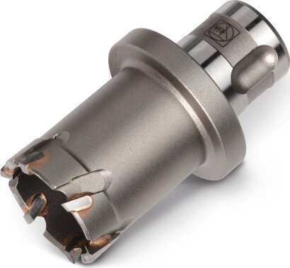 Kernbohrer mit QuickIN PLUS-Aufnahme