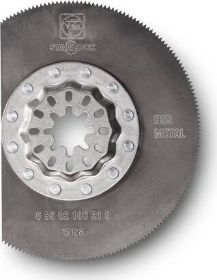 HSS-Sägeblatt ø85mm segmentiert SL