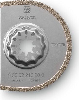 Diamant-Sägeblatt segmentiert SL