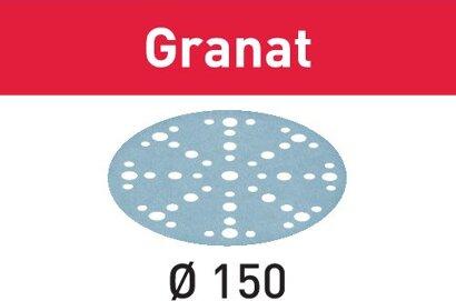 Schleifscheiben STF D150/48 Granat