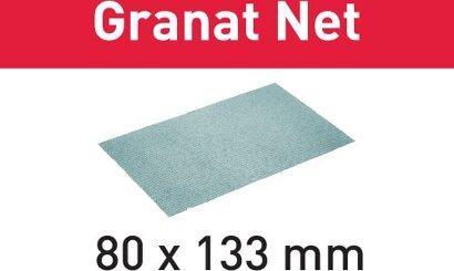 Netzschleifmittel STF 80x133 P80 Granat Net