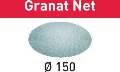 Netzschleifmittel STF D150 Granat Net