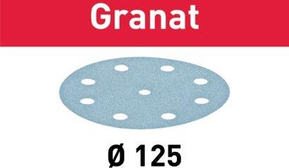 Schleifscheiben STF D125/8 Granat