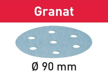 Schleifscheiben STF D90/6 Granat