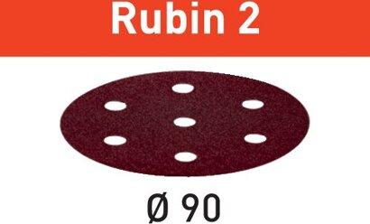 Schleifscheiben STF D90/6 Rubin