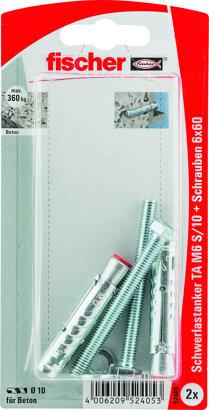 Schwerlastanker TA M/ S K mit Schraube