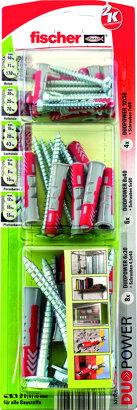 2-Komponenten Kunststoffdübel DUOPOWER mit Systemzubehör