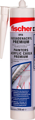 Fassaden-Acryldichtstoff DFA