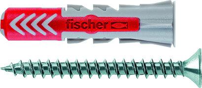 2-Komponenten Kunststoffdübel DUOPOWER mit Schraube