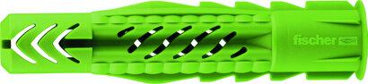Universaldübel UX GREEN R mit Rand